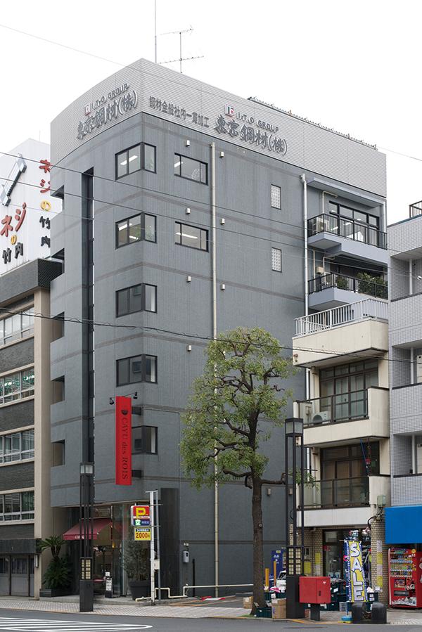 東京鋼材株式会社